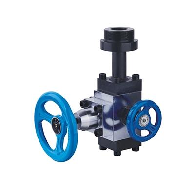 Globe valve for XJF accumulator