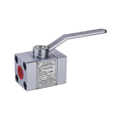 Q  NS high pressure ball valve