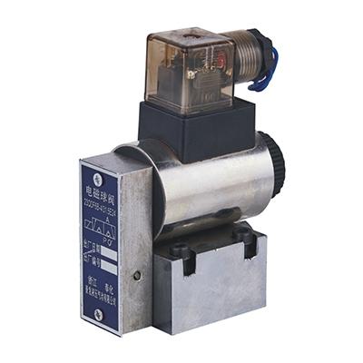QDF series ball type solenoid directional valve