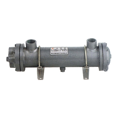 GLC series tubular oil cooler