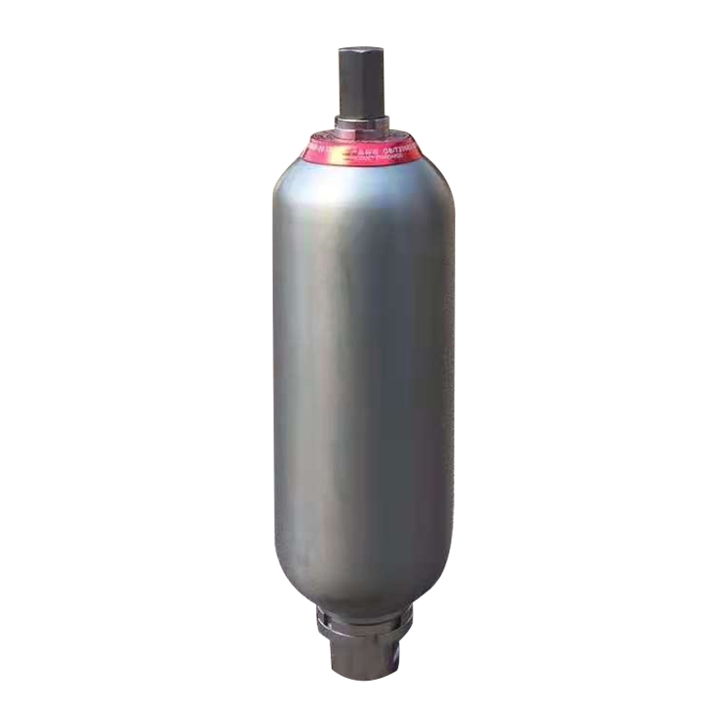 Stainless steel capsule accumulator